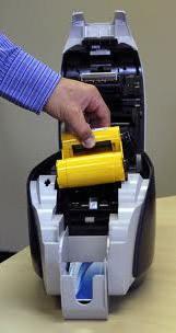 Cara mengatasi gangguan error printer Zebra ZXP Series 3