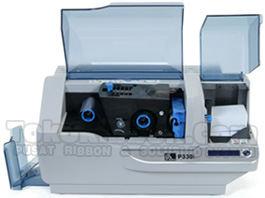 kualitas hasil cetak printer Zebra P330i