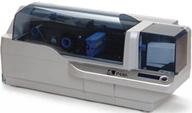 hasil cetak printer zebra p430i pudar, kabur, tidak keluar gambar, hanya 1 satu warna
