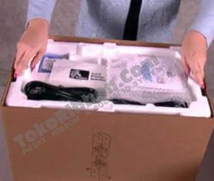 Instalasi printer kartu Zebra P330i