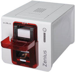 Error 201 printer offline pada Evolis Zenius