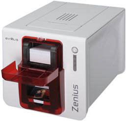 Error 201 printer offline pada Evolis Zenius