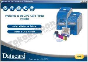 Instalasi driver Datacard SD360