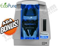 printer kartu Datacard SP25 Plus harga murah