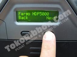 Tekan Next - Cara mengetahui jumlah kartu HDP5000