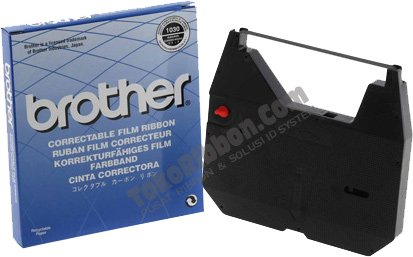 correctable film ribbon mesin ketik brother 1030