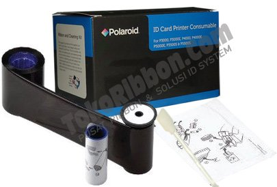 Polaroid PT Thermal Transfer Barcode Printer All ID Asia