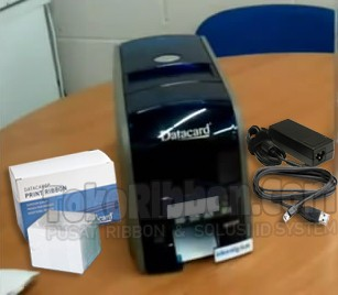 Cara instalasi printer Datacard SD260/SD360