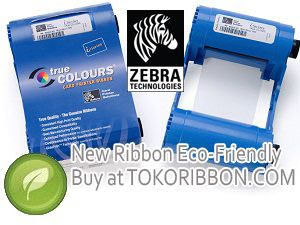 Ribbon Zebra iSeries Eco-friendly